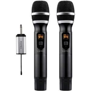 Hotec 25 Channel UHF Wireless Microphone