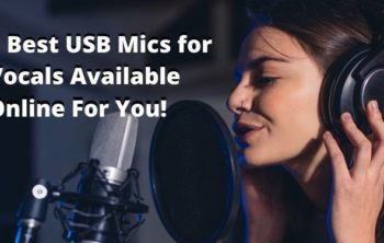 best usb microphone for vocals