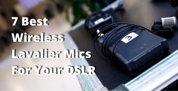 best wireless lavalier microphone for dslr